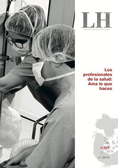Enllaç a la revista Labor Hospitalaria